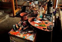 Studios / Oh the beautiful of our space! Amazing studios tell the story!