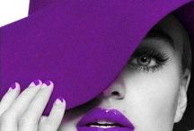 The Colour Purple / Everyone needs some purple in their life.