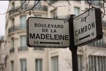 ...my France...