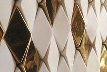 DETAILS-#TILE DESIGN / INSPIRATIONAL USE OF TILE / by KSID Studio Karen Soojian Interior Design