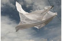 Blowin' In the Wind / Love, love clothes on the line. Oh so fresh and crisp!!!