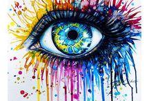 Eye See You / Amazing eye contact!