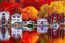 Autumn / My favourite season of all, so magical and beautiful!