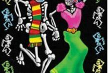 Dia de los muertos / by Lindy Muniz