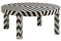 FURNITURE-#COCKTAIL TABLES, #COCKTAIL OTTOMANS, #BUNCHING TABLES / TABLES