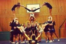 Cheer Stunts! / These are some amazing captures of incredible cheer stunts and pyramids!