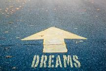 "Dreams / ""Sometimes when I dream, I can remember how to fly..."""
