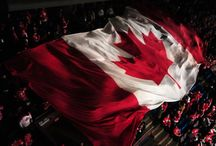 Oh Canada! / My home & native land. Proud to be Canadian!