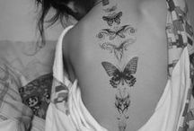Awesome Tats / by Emily Moonflower