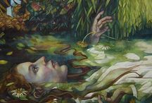 Ophelia, Cordelia, Desdemona... / women of myth and mystery...