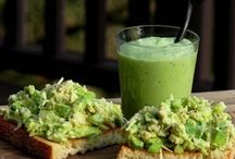 "Avocado Recipes / Do you love avocado as much as I do? I can't think of going a day or two without enjoying nature's ""butter"". The avocado is not just for guacamole, but is also perfect when made with chocolate desserts and who could forego it's deliciousness on a sandwich or burger. So healthy too."