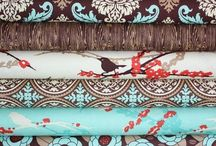 Fabric & Linens / i love the beauty of fabrics & linens, if it is vintage even better.