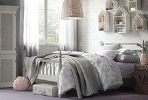 Bed / Bedroom decor inspiration