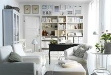Living / Living space decor inspiration