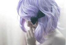 Hair - Purple