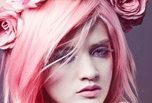 Hair - Pink