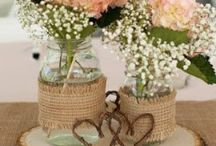 Fall Projects or Wedding/Shower Ideas / by Misty Gardner