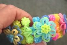 Rainbow Loom Designs/Tutorials.. / Anything made with a Rainbow Loom or the Bands / by Misty Gardner