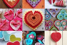 Crochet Holiday Themed Items / Christmas Ornaments to Turkey center pieces / by Misty Gardner