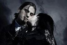 Gothic Couples, Vampy / Romantic gothic couples, vampiric couples