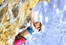 ♡ CLIMB ♡ / rockclimbing