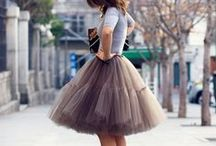 ♡ SKIRTS ♡ / because life is better without pants