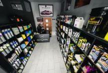 Shine Car Detailing Shop / Shine Car Detailing Shop to sklep z ekskluzywnymi kosmetykami dla twojego samochodu!