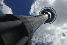 Tata in Auckland I NZ :: 2015 :: / Estudei, morei, vivi!  -- I studied, lived, lived!