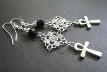 Neo Victorian Gothic Jewelry / gothic, victorian romantic jewelry