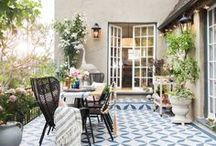 OUTDOOR AND PATIO IDEAS