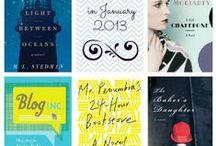 Books, Books & More Books / by Kristi Hendrickson-Fitzgerald