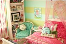 Girlies' Room Ideas / by Kristi Hendrickson-Fitzgerald