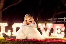Wedding Board!! / by Alyssa McBee