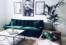 Interior Inspiration / Styles I love