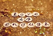I love love.  / by Alyssa McBee