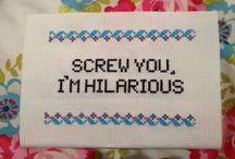 Funny Shite / Hahahaha! / by Amy B