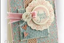 Card Sketches and Ideas / A variety of card creations. Showcasing a variety of styles for many occasions as well as card sketches. / by Cyndi Egli-Gira