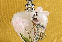 Perfume Bottles / by s kokeshi
