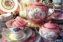 Teapots & Teacups / by s kokeshi
