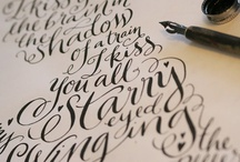 Lettering + Typography