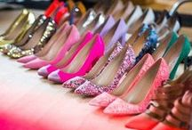Footwear Obsession ღ / Great shoes to own and look at!