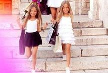 Children with swag ⏅  / Fashionable cute kids / by Success Dress
