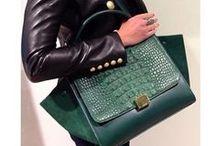 Spotted: Celine bags / Celine handbags / by Success Dress