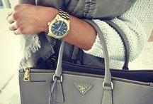 Spotted: Prada bags / Everything Prada Handbags / by Success Dress