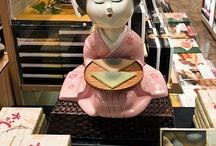 Japanese sweets...manju, candies / by s kokeshi