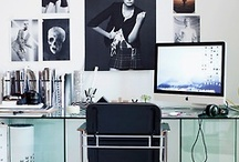 Come into my office! / Office space ideas!