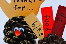 Thanksgiving / by Jenny Beenken