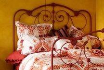 Bedrooms / by Brenda Walton
