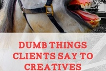 Dumb Things Clients Say to Designers