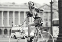 Bicycles and women
